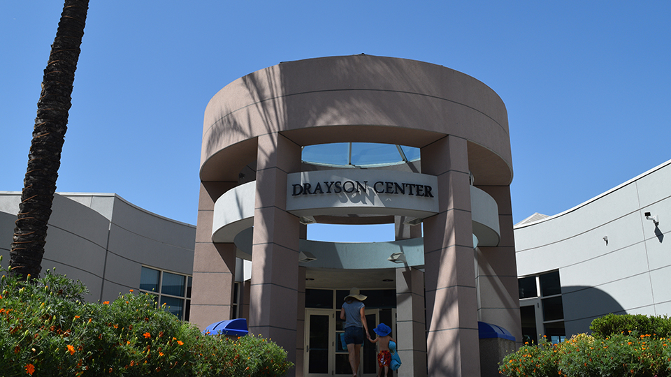 Drayson Center is headquarters for wholeness.