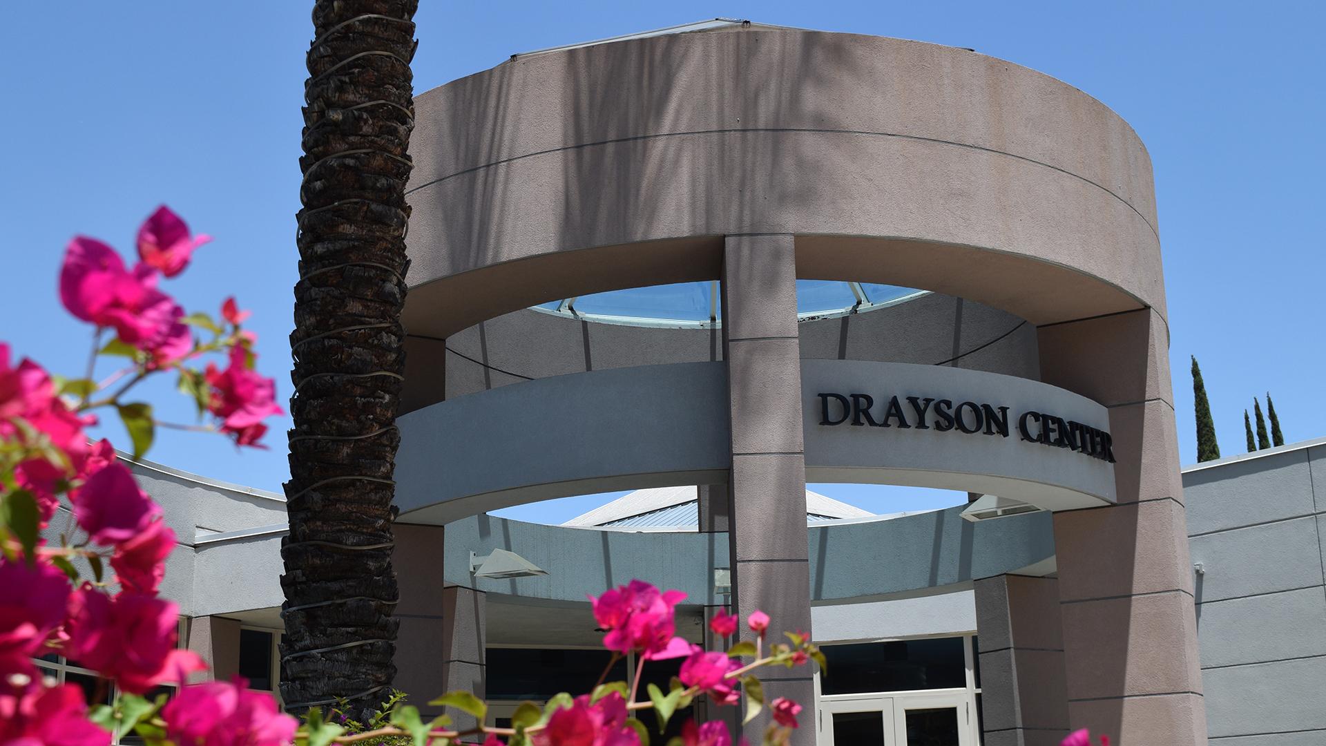 Drayson Center front entrance