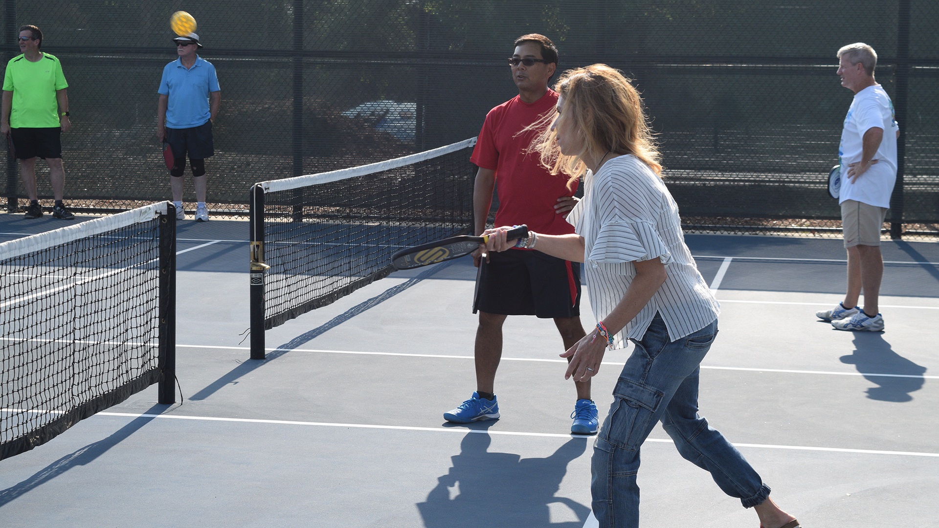 Prudential commercial pickleball