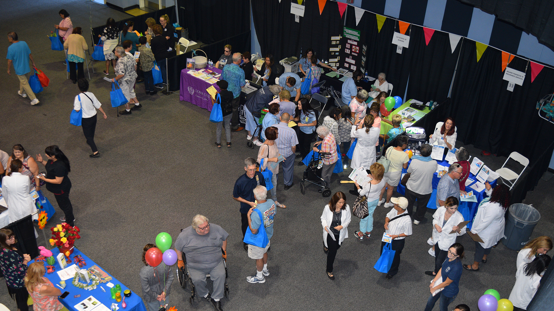 Senior Health and Fitness Fair 2017