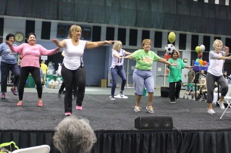 Senior Health & Fitness Fair attracts more than 1,000 area seniors