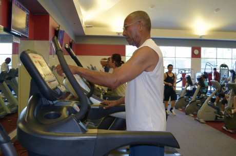 New treadmill raises the bar and increases fitness benefits for Drayson members